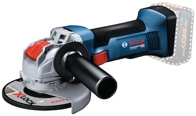 Bosch Professional Akku-Winkelschleifer »GWX18V-8 125mm (C) solo CLC« kaufen