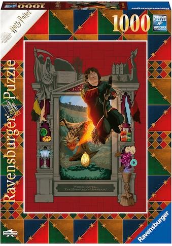 Ravensburger Puzzle »Harry Potter und der Feuerkelch«, Made in Germany, FSC® - schützt Wald - weltweit kaufen