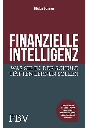 Buch »Finanzielle Intelligenz / Niclas Lahmer« kaufen