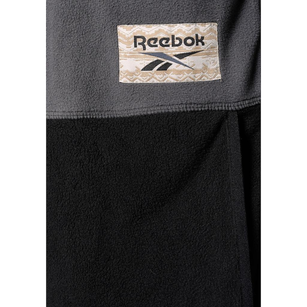 Reebok Classic Fleecejacke »CL GP WE TRACKTOP«