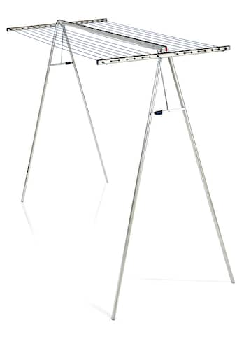 Leifheit Wäscheständer »Linomaxx 320 Aluminium«, abnehmbarer Leinenaufsatz kaufen