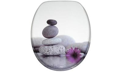 Sanilo WC-Sitz »Energy Stones«, mit Absenkautomatik kaufen