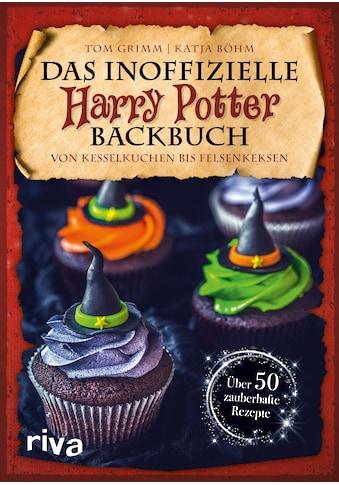 Buch »Das inoffizielle Harry-Potter-Backbuch / Tom Grimm, Katja Bohm« kaufen