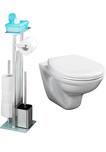 Wenko WC - Hygiene - Center mit 5 Jahren Garantie kaufen