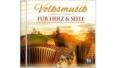 Musik-CD »Volksmusik für Herz & Seele / Various« kaufen