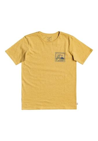 Quiksilver T-Shirt »Highway Vagabond« kaufen