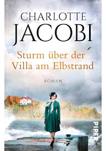 Buch »Sturm über der Villa am Elbstrand / Charlotte Jacobi« kaufen