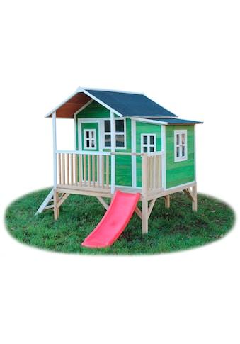 EXIT Stelzenhaus »EXIT Loft 350 grün mit Veranda« kaufen