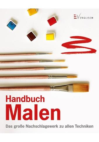 Buch Handbuch Malen / Sarah Hogget, Wiebke Krabbe kaufen
