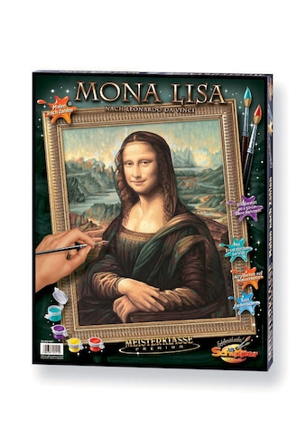 Schipper Malen nach Zahlen »Mona Lisa«, Made in Germany kaufen