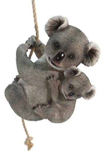 Home affaire Tierfigur »Koala mit Jungen auf Rücken« kaufen