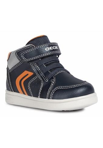 Geox Kids Sneaker »DJ ROCK BOY«, mit praktischem Klettverschluss kaufen