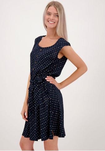Alife & Kickin Jerseykleid »ScarlettAK«, feminines Sommerkleid aus reiner Viskose mit... kaufen