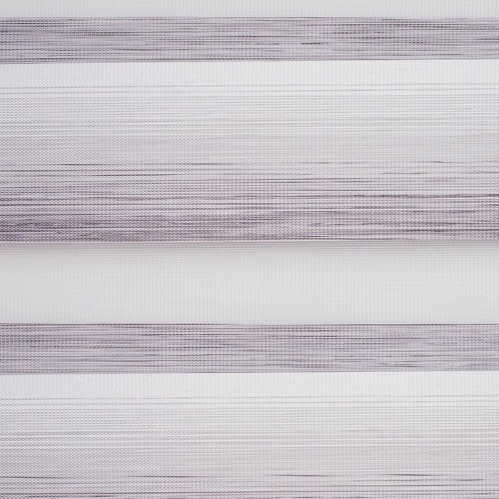 Liedeco Doppelrollo »Farbverlauf«, Lichtschutz, ohne Bohren