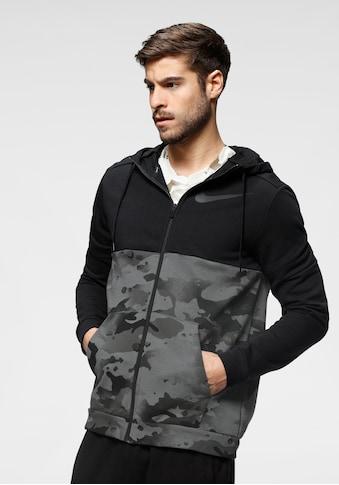 Nike Trainingsjacke »M Nk Dry Fz Fa Camo Men's Full-zip« kaufen