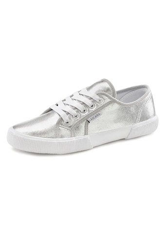 LASCANA Sneaker, in Metallic-Optik kaufen