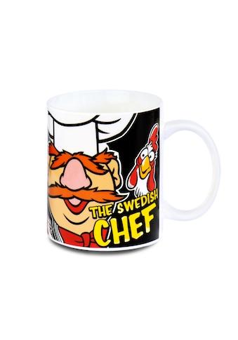 LOGOSHIRT Tasse mit Originaldesign »Muppets Chef« kaufen
