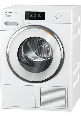 Wärmepumpentrockner, Miele, »TWR860 WP Eco&Steam WiFi&XL T1« kaufen