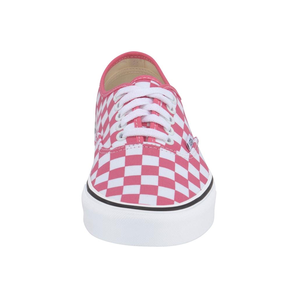 Vans Sneaker »Checkerboard Authentic«