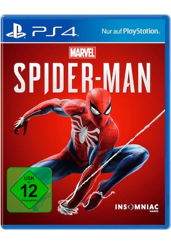 Marvel´s Spider - Man PlayStation 4 kaufen