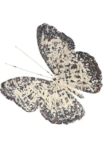 Home affaire Wanddekoobjekt »Vintage Butterfly« kaufen