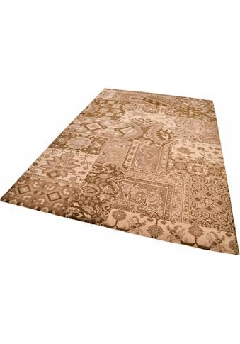 THEKO Teppich »Timeless 3«, rechteckig, 12 mm Höhe, Wohnzimmer kaufen