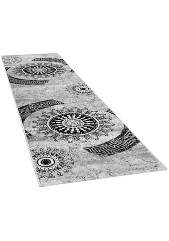 Paco Home Läufer »Tibesti 447«, rechteckig, 16 mm Höhe, Teppich-Läufer, gewebt,... kaufen