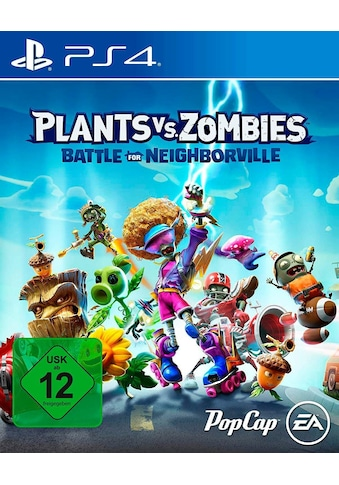 Electronic Arts Spiel »Plants vs. Zombies – Battle for Neighborville«, PlayStation 4 kaufen