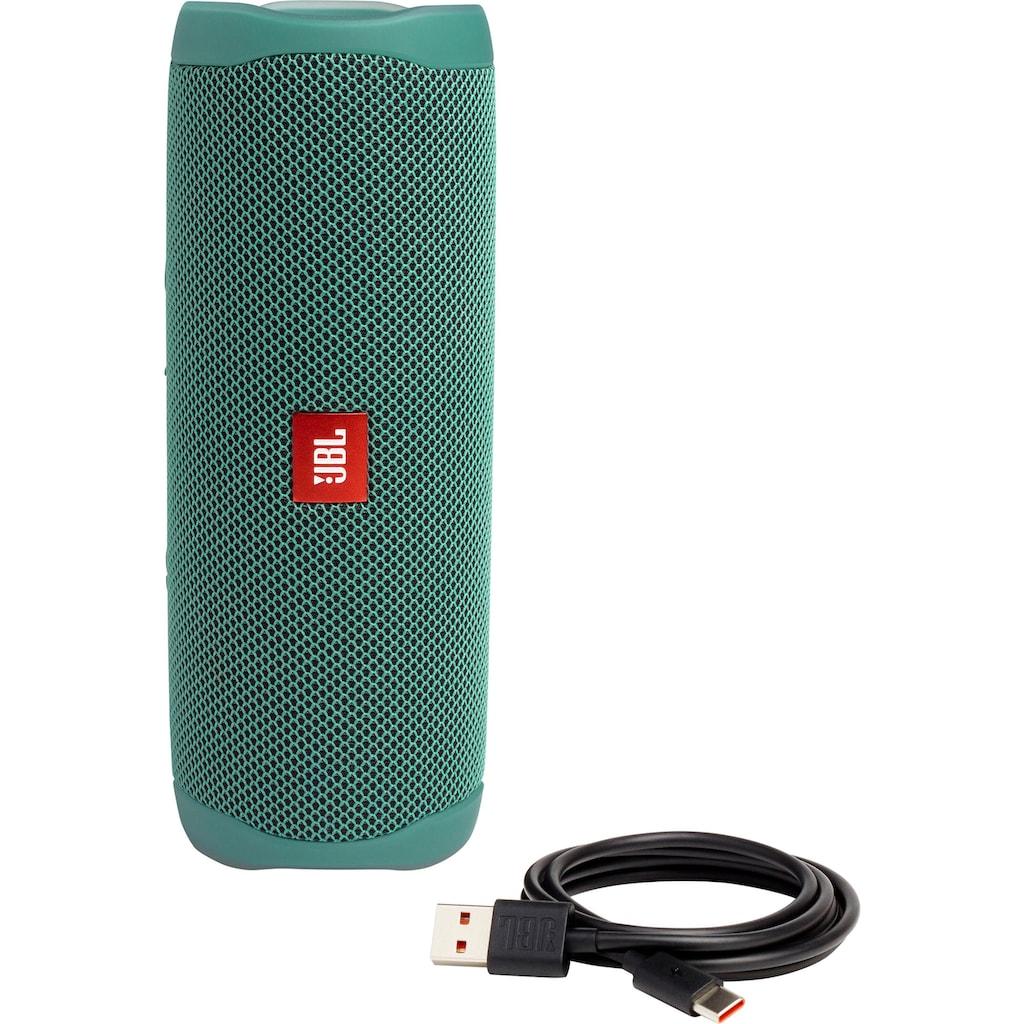 JBL Lautsprecher »Flip 5«, Eco-Edition
