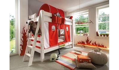Fantasykids Etagenbett, mit Textil-Set kaufen