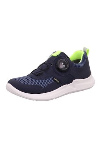 Superfit Sneaker »Thunder WMS Weiten-Messsystem: mittel«, mit GORE-TEX® kaufen