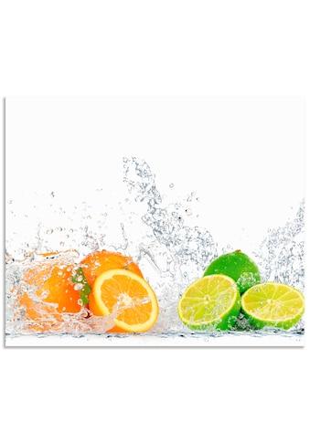 Artland Küchenrückwand »Fruchtig erfrischend gesund Fruchtmix«, selbstklebend in... kaufen