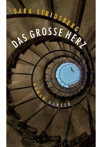 Buch Das große Herz / Sara Stridsberg, Ursel Allenstein kaufen