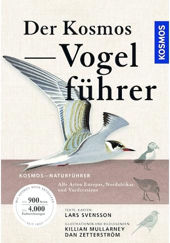 Buch »Der Kosmos Vogelführer / Lars Svensson, Killian Mullarney, Dan Zetterström« kaufen
