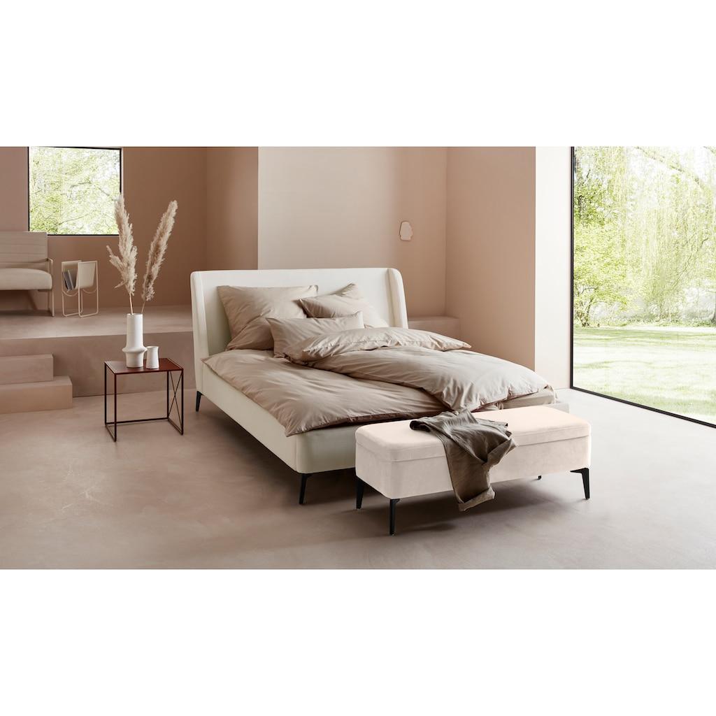 LeGer Home by Lena Gercke Bettbank »Mayra«, Inkl. Stauraum, frei im Raum stellbar