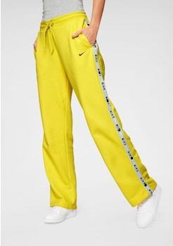 2b9184afcaba06 Nike Sportswear Sporthose »WOMAN NIKE SPORTSWEAR PANT LOGO TAPE POPPER«  kaufen