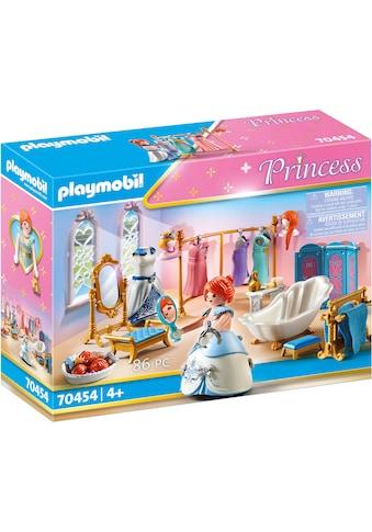 """Playmobil® Konstruktions - Spielset """"Ankleidezimmer mit Badewanne (70454), Princess"""", (86 - tlg.) kaufen"""
