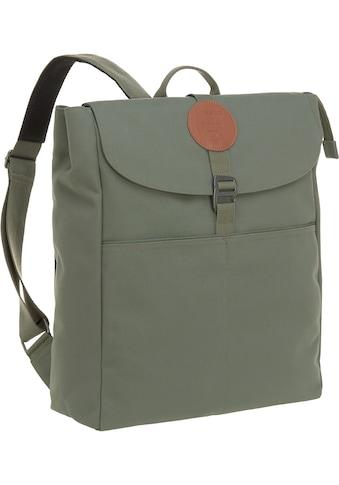 Lässig Wickelrucksack »Green Label, Adventure, olive« kaufen