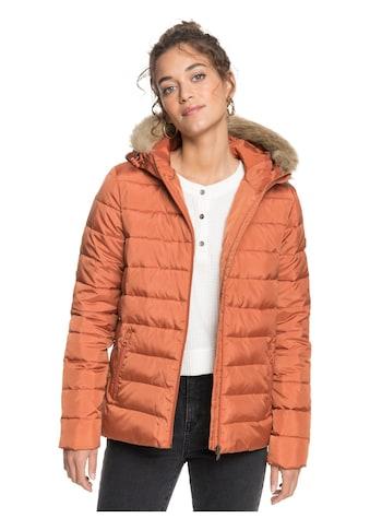 Roxy Daunenjacke »Rock Peak Fur« kaufen