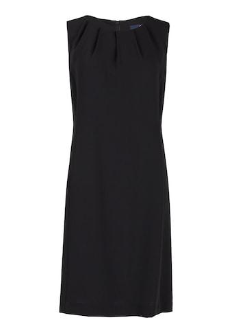 Daniel Hechter Elegantes Kleid mit Raffung am Kragen kaufen