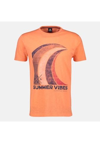LERROS T-Shirt »Summer Vibes«, mit Surf-Frontprint kaufen