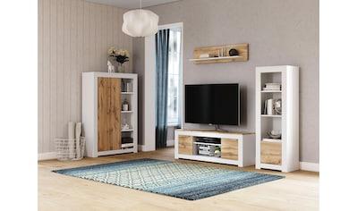 my home Wohnwand »Ursula« (Set, 4 - tlg) kaufen