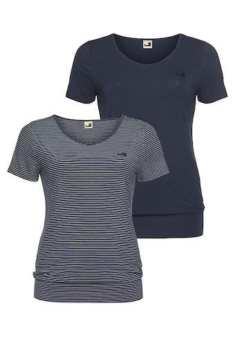 Ocean Sportswear T-Shirt »Nachhaltige LENZING™ ECOVERO™ Viskose«, in große Größe kaufen
