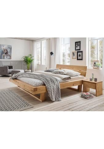 Premium collection by Home affaire Massivholzbett »Ultima« kaufen