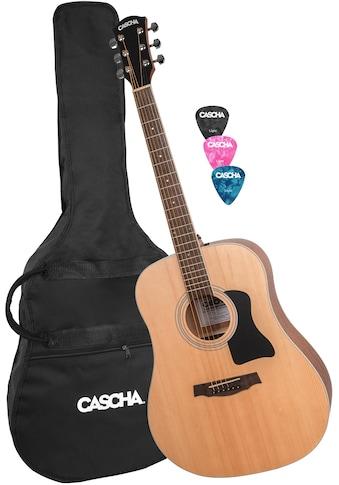 Cascha Westerngitarre »Stage Series« kaufen