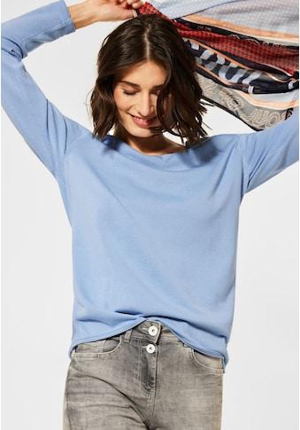 Cecil V-Ausschnitt-Pullover, mit V-Ausschnitt kaufen