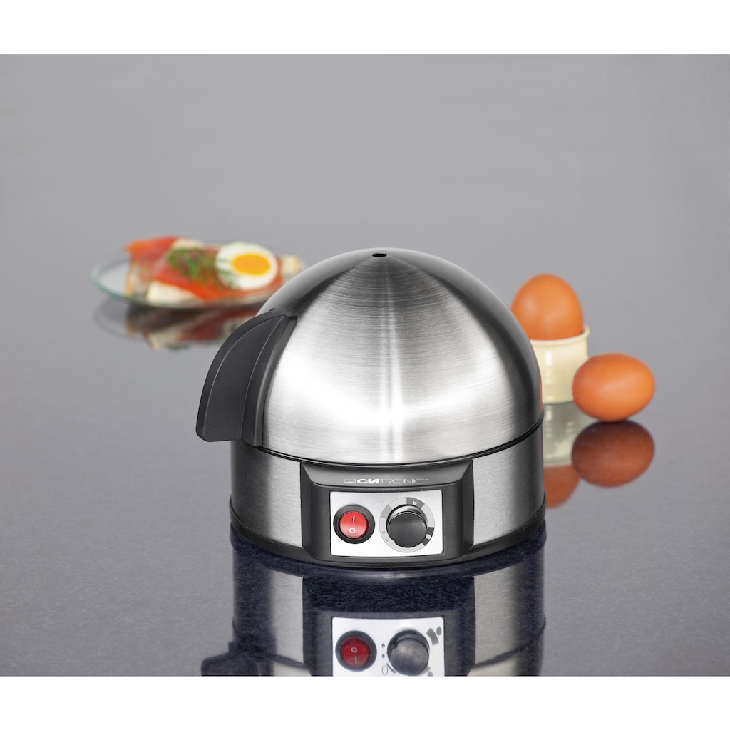 CLATRONIC Eierkocher »EK 3321«, für 7 St. Eier, 400 W