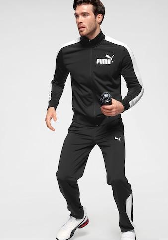 PUMA Trainingsanzug »Men´s Graphic Tricot Suit« kaufen