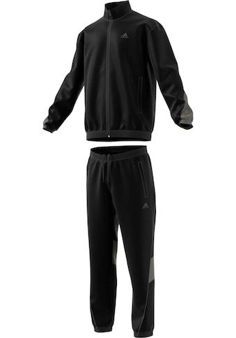 adidas Performance Trainingsanzug »M Metallic TS« (Set, 2 tlg.) kaufen