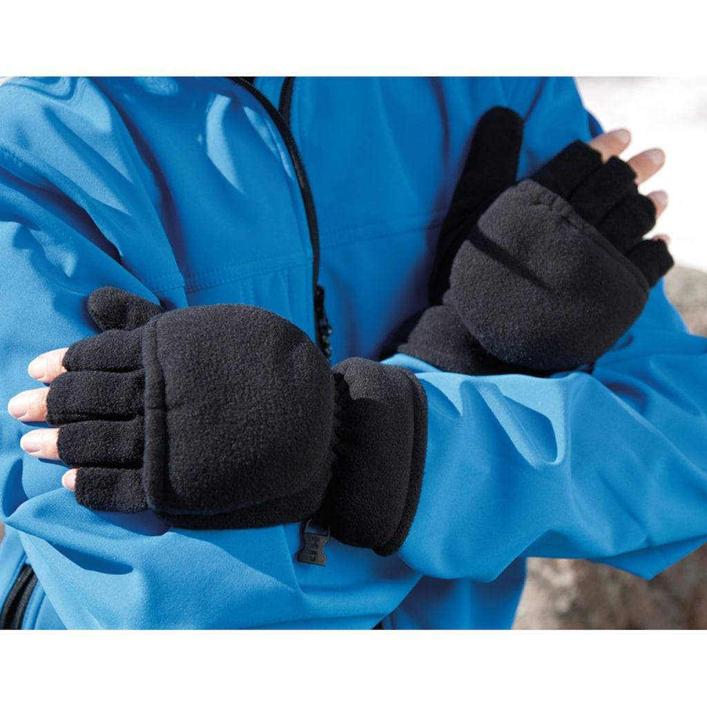 Result Fäustlinge »Unisex Winter Essentials«